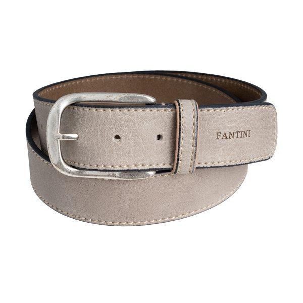 ceinture large cuir fantini