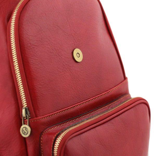 sac à dos cuir artisanal