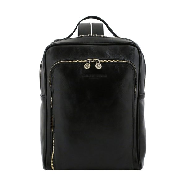 sac a dos cuir noir homme tuscany