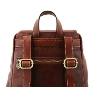 sac à dos cuir marron homme venezia