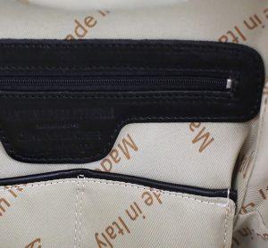 sac à dos homme cuir noir tuscany