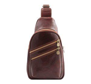 sac à bandoulière marron vespucci